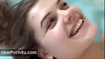 girl with beautiful smile fuck from behind at newporn4u.com