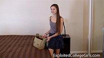 high school squirting ballerina